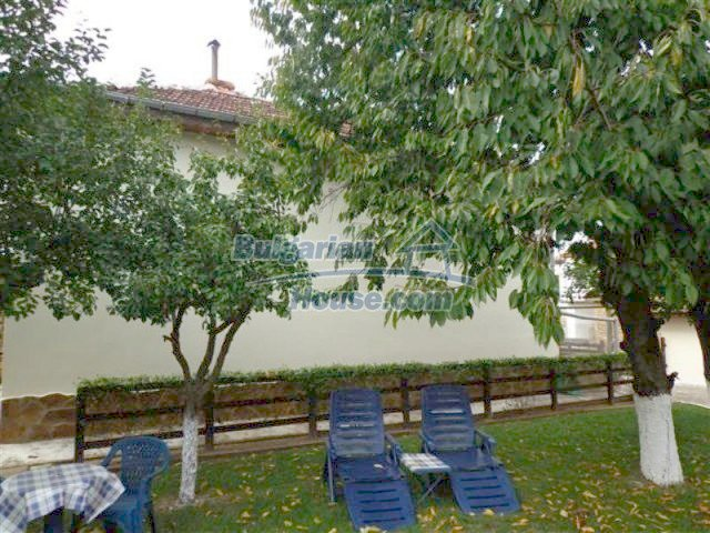 12207:10 - Fantastic furnished house with pool and garden near Sungurlare