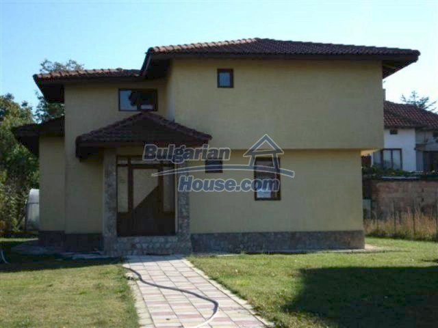 12216:2 - Fantastic completed house 3 km from the beach near Albena
