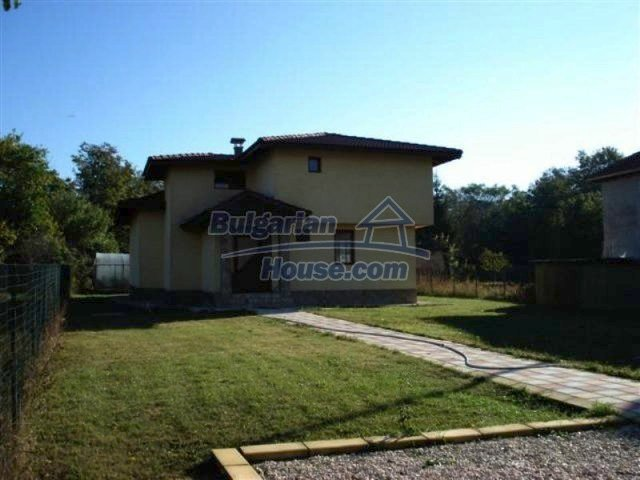 12216:13 - Fantastic completed house 3 km from the beach near Albena