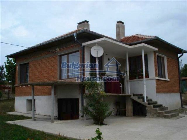 12228:2 - Renovated and furnished rural house near Elhovo – great price
