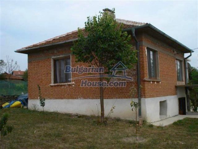 12228:3 - Renovated and furnished rural house near Elhovo – great price