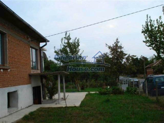 12228:7 - Renovated and furnished rural house near Elhovo – great price
