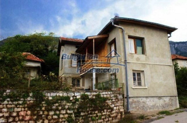 12246:1 - Spacious house with stunning panoramic views 3 km from Vratsa