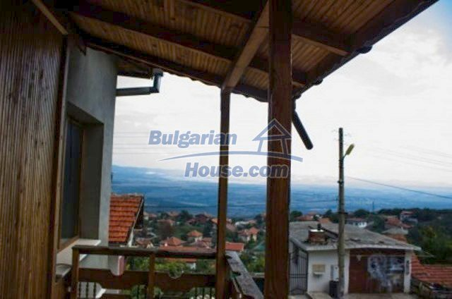 12246:17 - Spacious house with stunning panoramic views 3 km from Vratsa