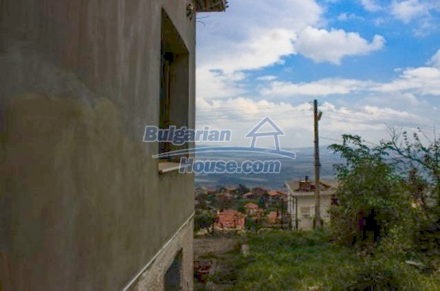 12246:19 - Spacious house with stunning panoramic views 3 km from Vratsa