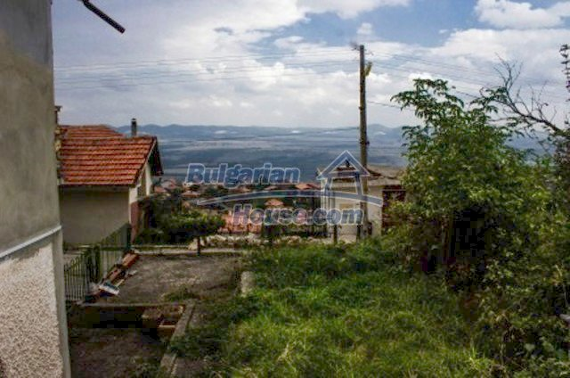 12246:20 - Spacious house with stunning panoramic views 3 km from Vratsa
