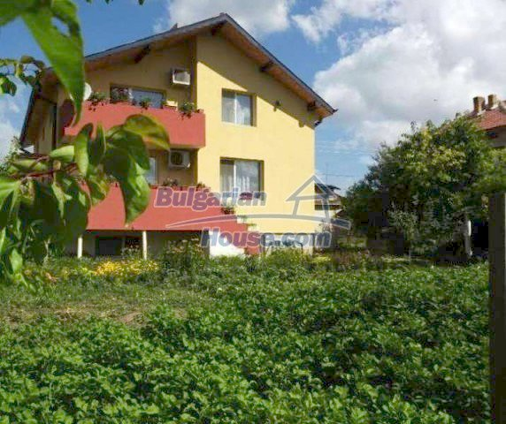 12256:1 - Attractive house with incredible panoramic view - Suvorovo