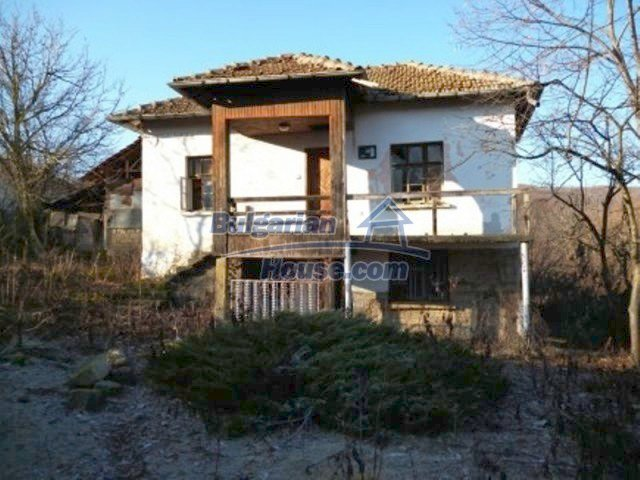12258:1 - Charming rural house with authentic design near Vratsa
