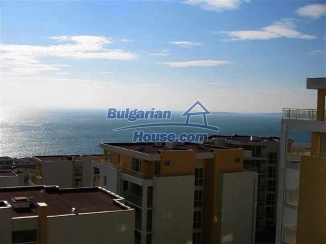 12264:11 - Top class furnished apartment near Nessebar – lovely sea view