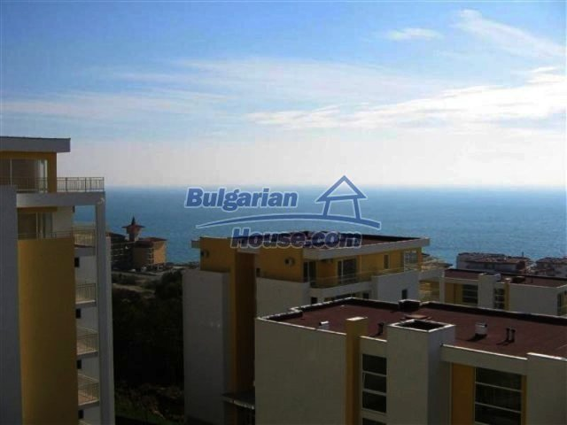 12264:10 - Top class furnished apartment near Nessebar – lovely sea view