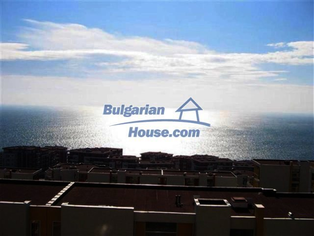 12264:12 - Top class furnished apartment near Nessebar – lovely sea view
