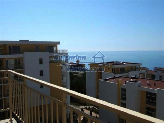 12264:13 - Top class furnished apartment near Nessebar – lovely sea view