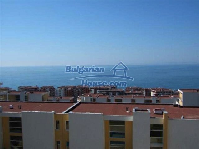 12264:14 - Top class furnished apartment near Nessebar – lovely sea view
