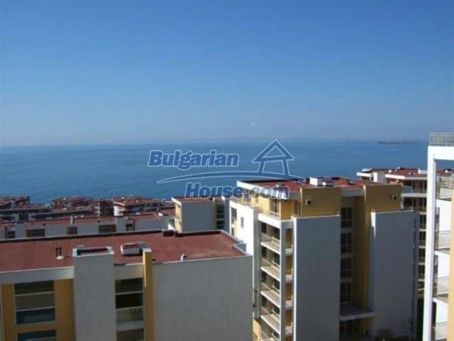 12264:15 - Top class furnished apartment near Nessebar – lovely sea view