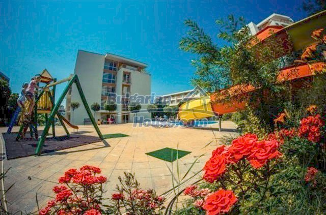 12264:19 - Top class furnished apartment near Nessebar – lovely sea view