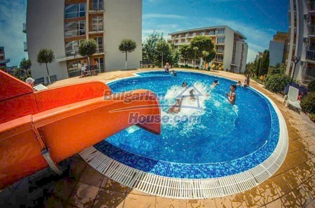 12264:26 - Top class furnished apartment near Nessebar – lovely sea view