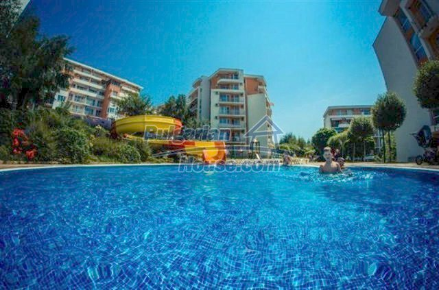 12264:22 - Top class furnished apartment near Nessebar – lovely sea view