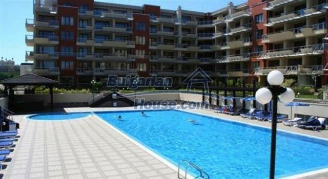 12267:1 - Gorgeous apartment with furniture and sea view in Pomorie