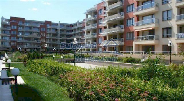12267:11 - Gorgeous apartment with furniture and sea view in Pomorie