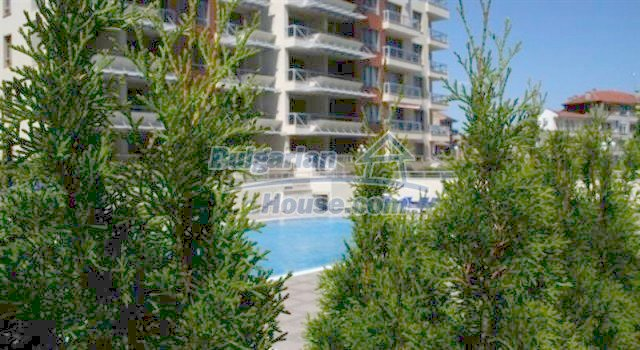 12267:12 - Gorgeous apartment with furniture and sea view in Pomorie
