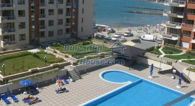 12267:13 - Gorgeous apartment with furniture and sea view in Pomorie