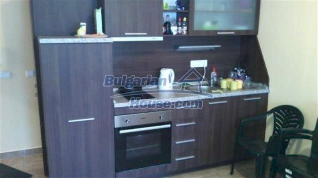 12267:10 - Gorgeous apartment with furniture and sea view in Pomorie