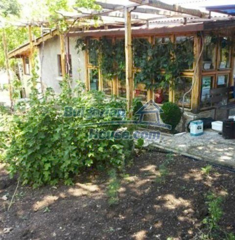 12269:1 - Cozy furnished Bulgarian house close to Bourgas city