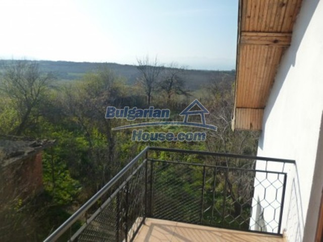 12279:15 - Sunny house with furniture and garden near Vratsa – lovely views