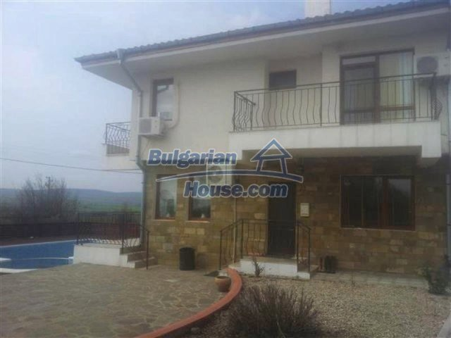 12284:2 - Luxury seaside house with swimming pool near Pomorie