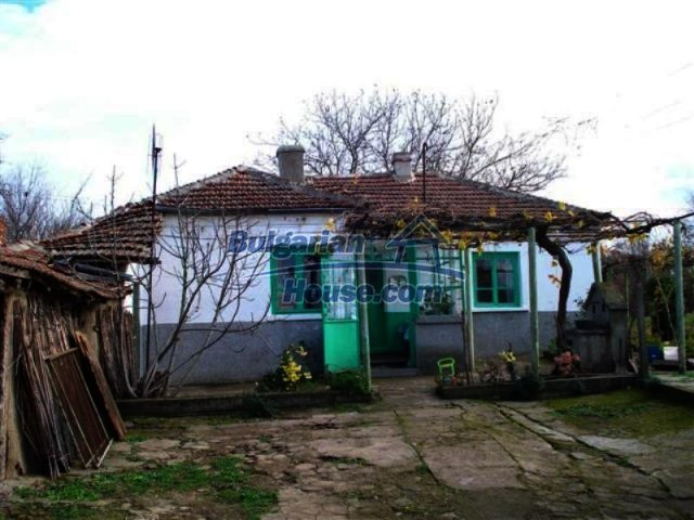 12287:1 - Cheap cozy house in the countryside near Elhovo