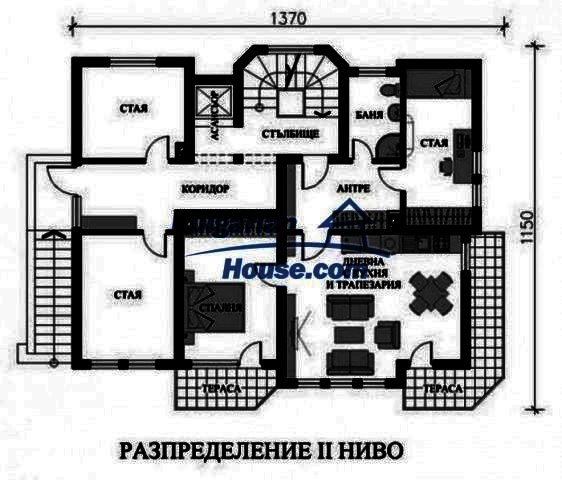 12298:8 - Bulgarian property suitable for hotel,large house,49km-Pamporovo