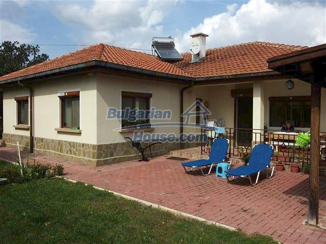 12342:2 - Luxury fully furnished Bulgarian property with a pool near Neseb