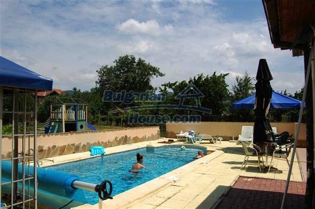 12342:11 - Luxury fully furnished Bulgarian property with a pool near Neseb