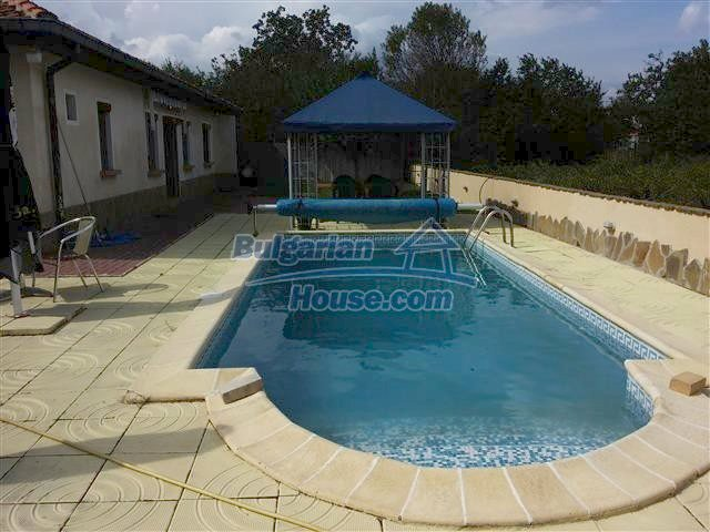 12342:7 - Luxury fully furnished Bulgarian property with a pool near Neseb