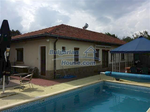 12342:8 - Luxury fully furnished Bulgarian property with a pool near Neseb