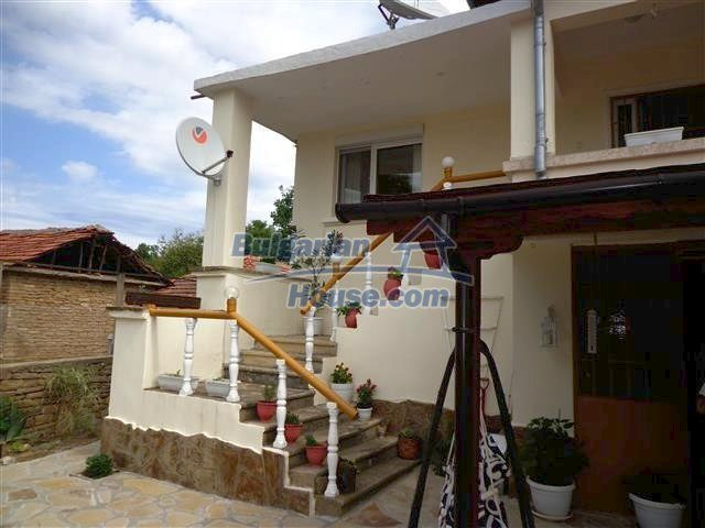 12207:34 - Fantastic furnished house with pool and garden near Sungurlare