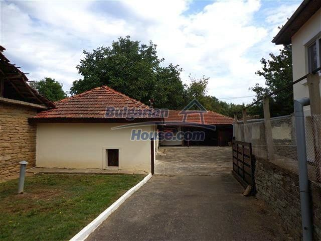 12207:37 - Fantastic furnished house with pool and garden near Sungurlare