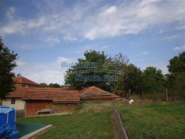 12207:44 - Fantastic furnished house with pool and garden near Sungurlare