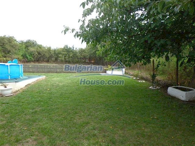 12207:42 - Fantastic furnished house with pool and garden near Sungurlare