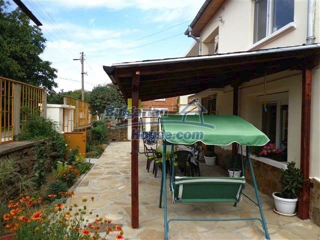 12207:50 - Fantastic furnished house with pool and garden near Sungurlare