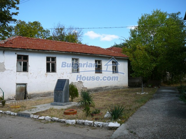 2774:11 - Former school for sale near Stara Zagora in Zlatna Livada