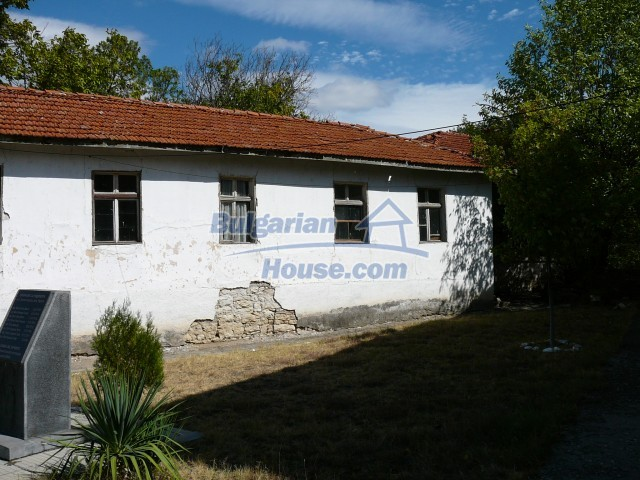 2774:12 - Former school for sale near Stara Zagora in Zlatna Livada