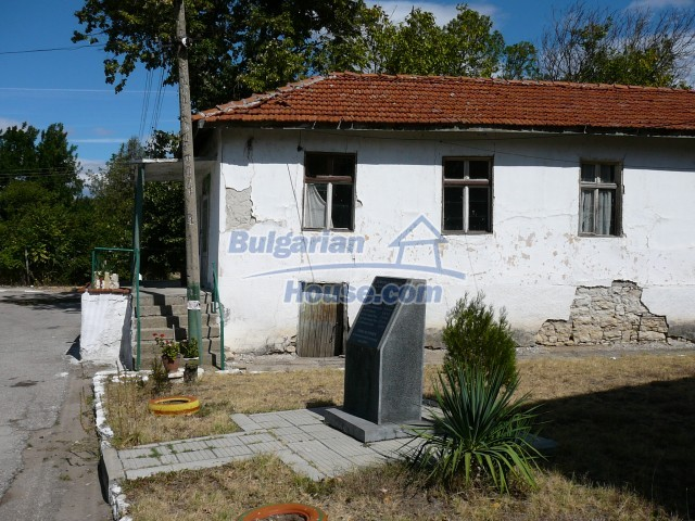 2774:13 - Former school for sale near Stara Zagora in Zlatna Livada