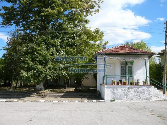 2774:14 - Former school for sale near Stara Zagora in Zlatna Livada
