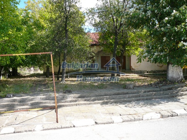 2774:17 - Former school for sale near Stara Zagora in Zlatna Livada