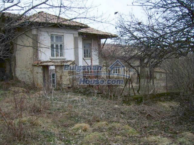 12366:1 - BARGAIN:Two Bulgarian properties in one village low price