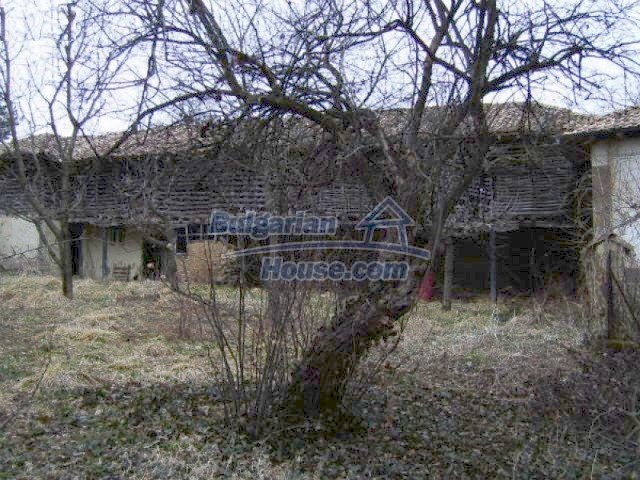 12366:3 - BARGAIN:Two Bulgarian properties in one village low price