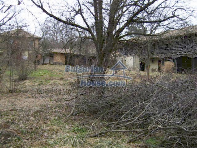 12366:5 - BARGAIN:Two Bulgarian properties in one village low price