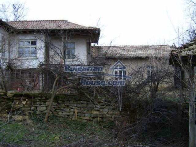 12366:6 - BARGAIN:Two Bulgarian properties in one village low price