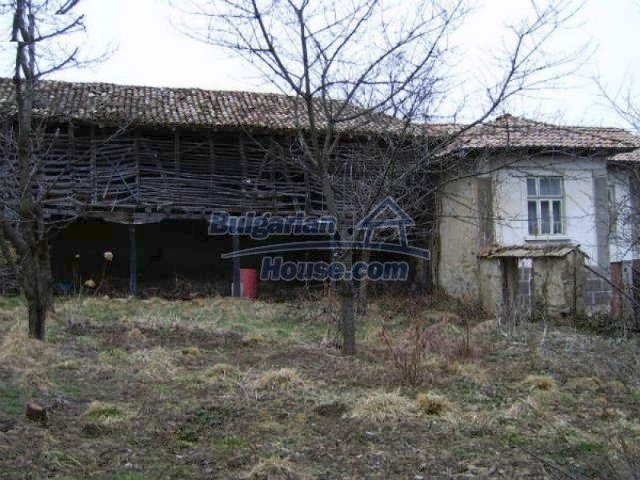 12366:7 - BARGAIN:Two Bulgarian properties in one village low price